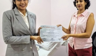 Dr. Stuti Khare Shukla completed her one year Fellowship in Cosmetic Dermatology, Demato-Surgery and Lasers with Dr. Rinky Kapoor, at The Esthetic Clinics, Mumbai, in November 2018