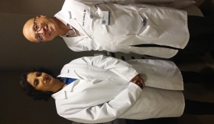 Dr.Rinky Kapoor with Dr. David Goldberg
